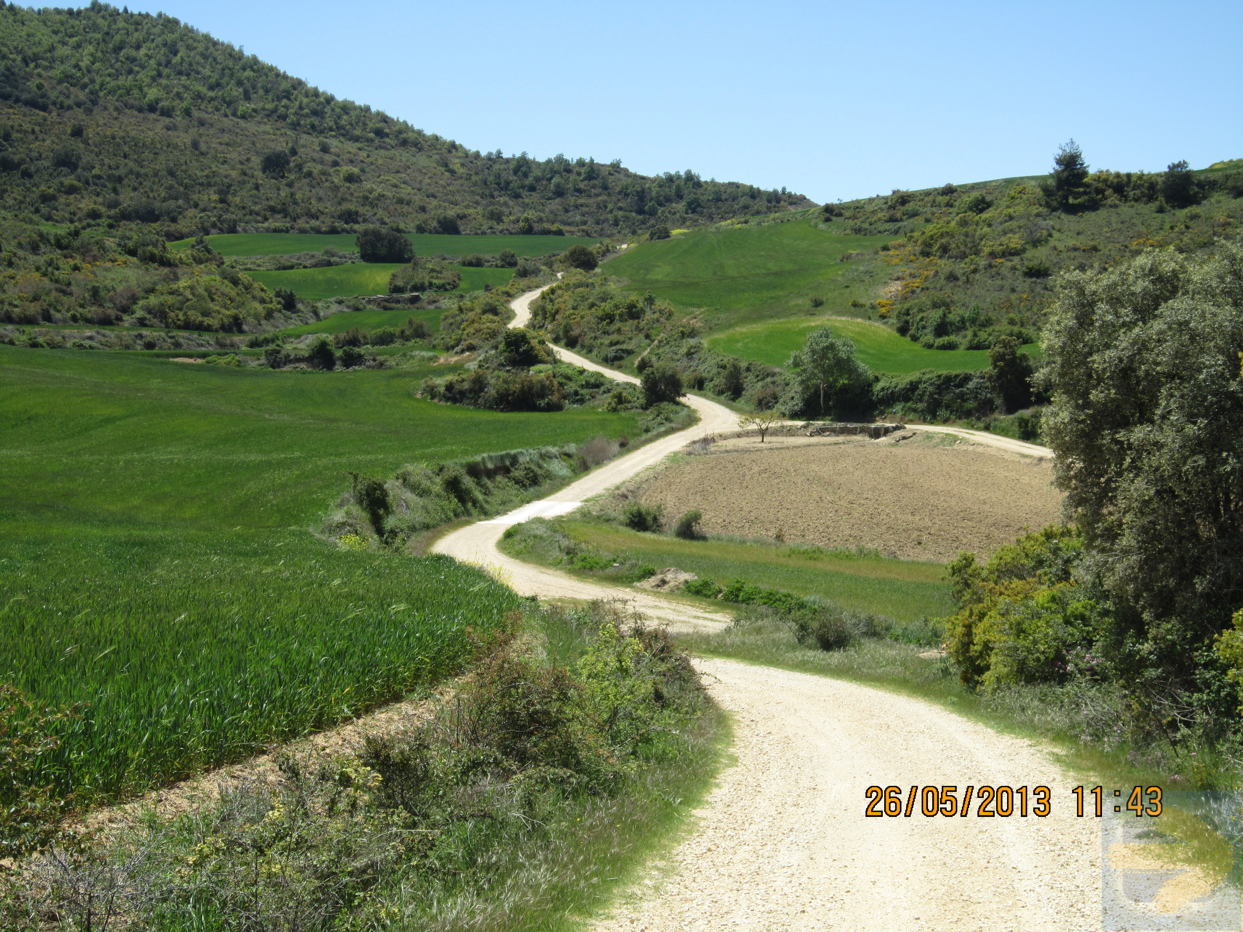 A long and winding road to Luquin | Camino de Santiago Forum