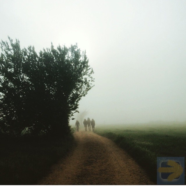 April 12th You are never alone on the Camino