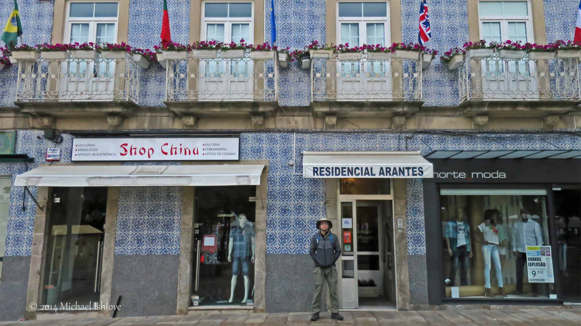 Camino Portuguese - Barcelos and Beyond....