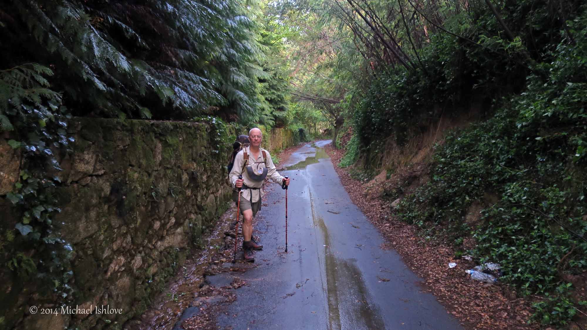 Camino portuguese casa fernanda to ponte de lima for Camino sul ponte rialzato