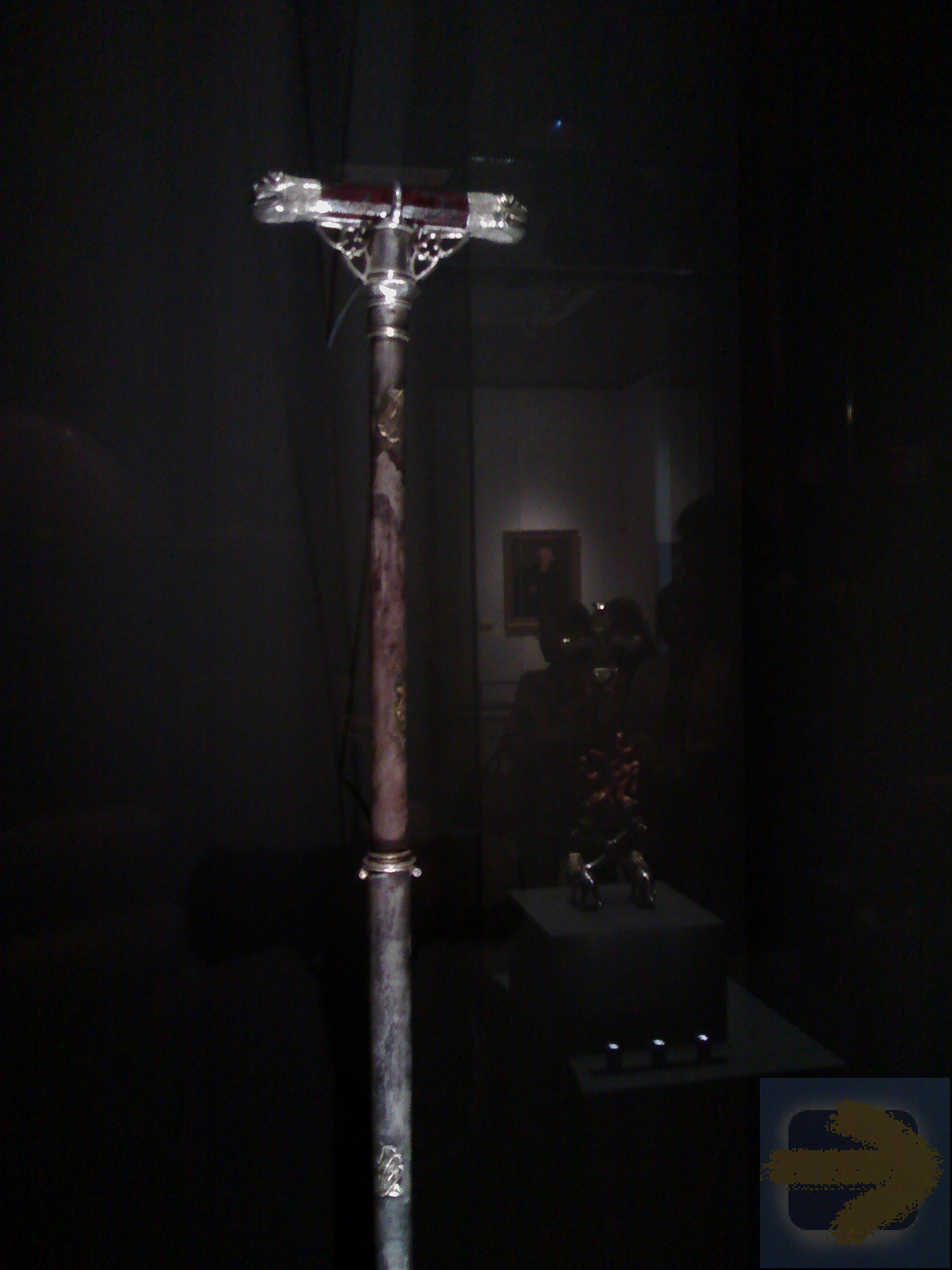 Pilgrim Stick of Queen St. Isabel of Portugal
