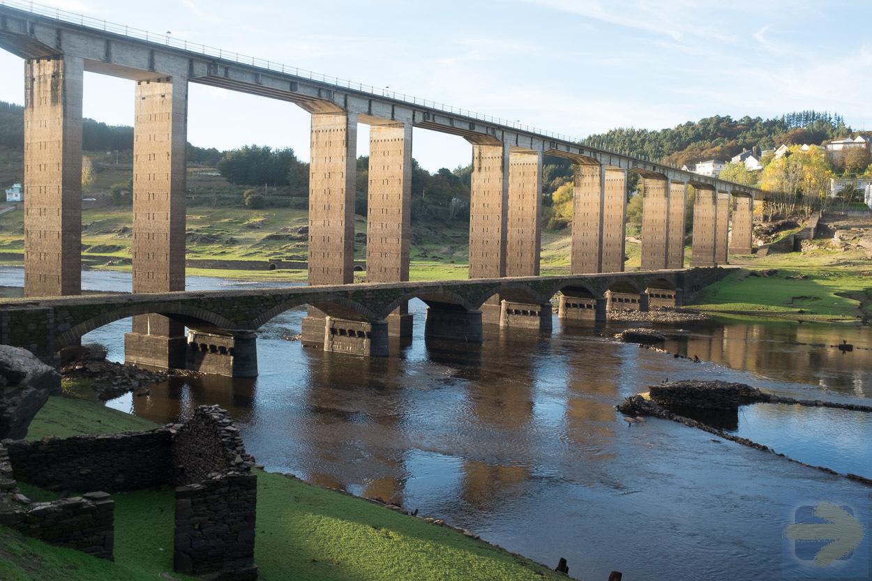 Image result for portomarin bridge