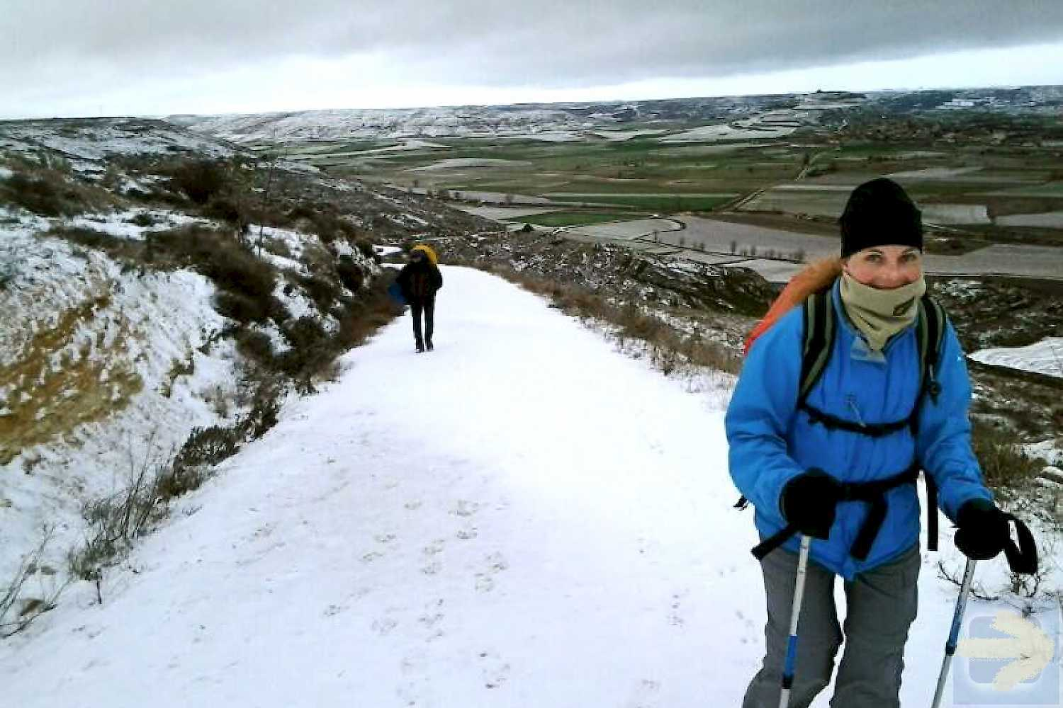 The winter Camino